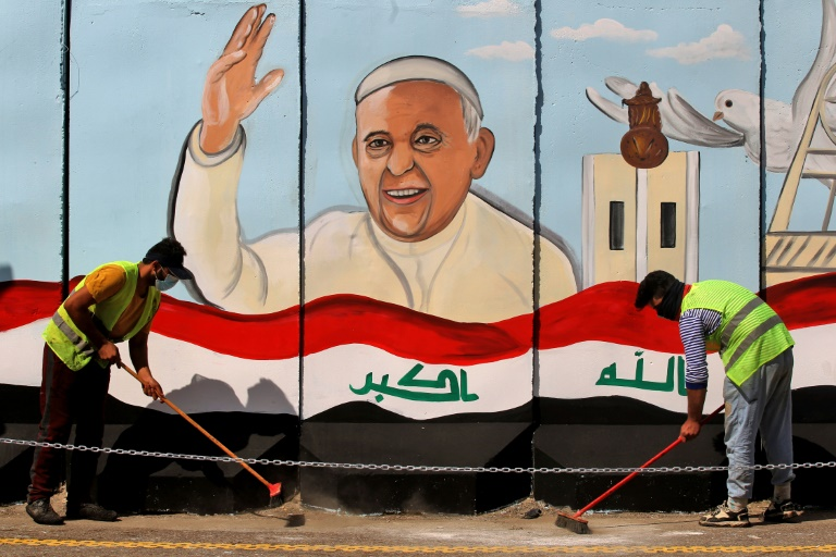 Francis prepares first-ever papal visit to Iraq
