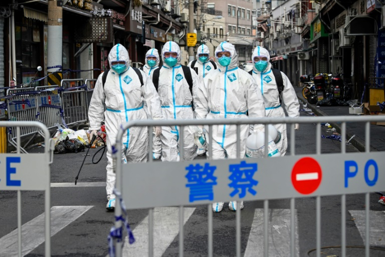 China has used the Covid-19 pandemic as
