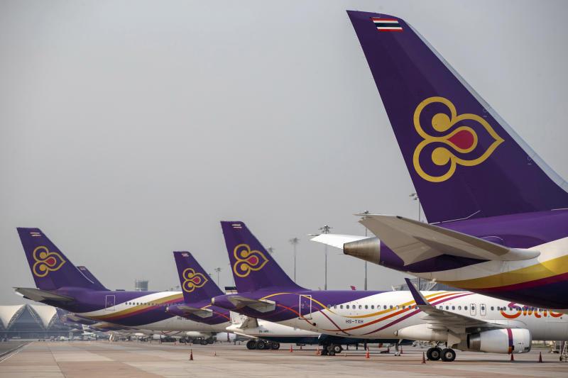 Thai Airways says will cut workforce by half