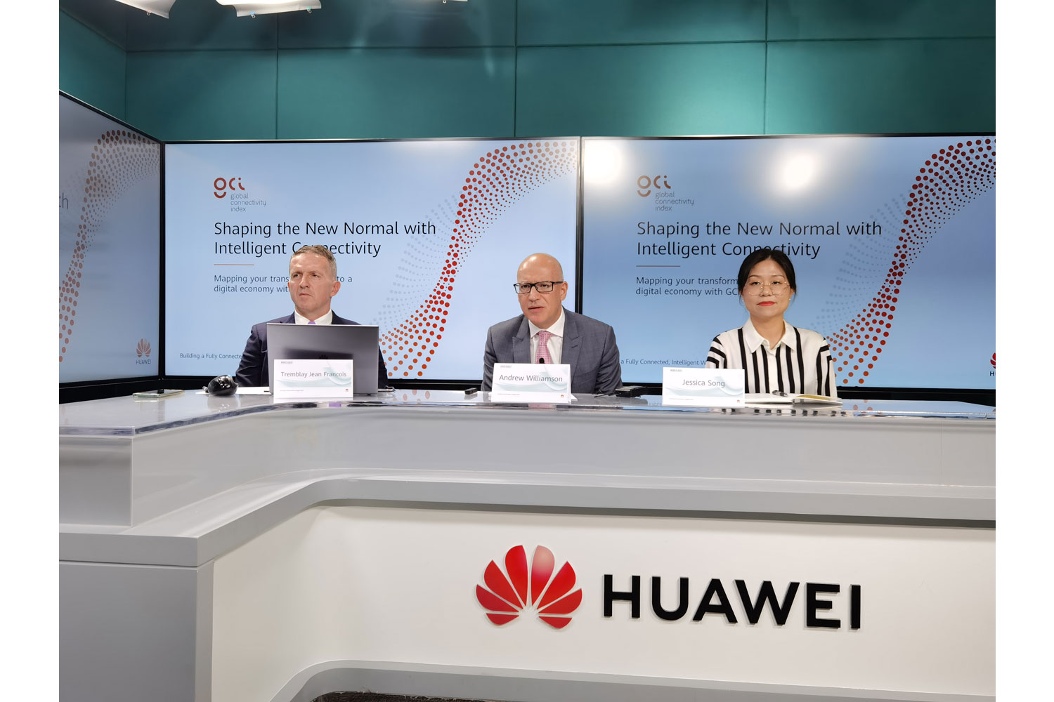 Huawei releases 7th annual Global Connectivity Index Report and proposes five key stages of industry digital transformation