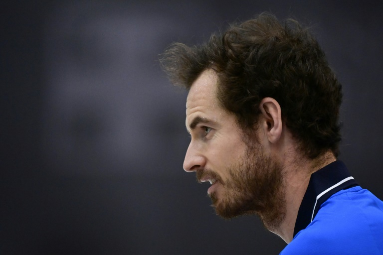 Murray missed the recent Australian Open after testing positive for Covid
