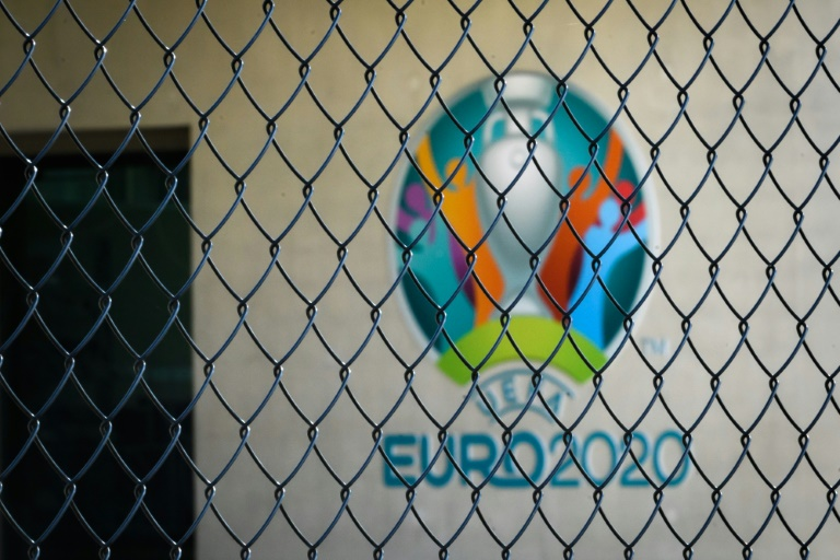 The delayed Euro 2020 tournament is due to be staged in 12 European cities