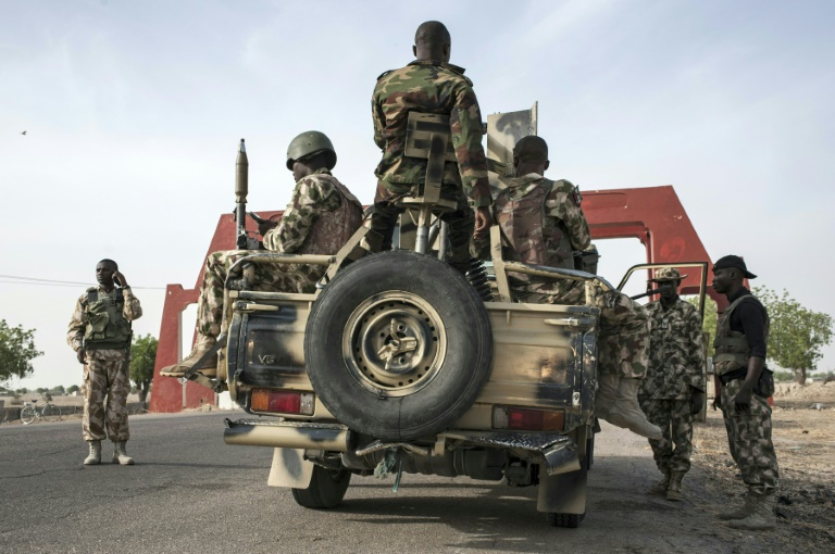 Jihadists attack UN base in Nigeria, trapping 25 aid workers