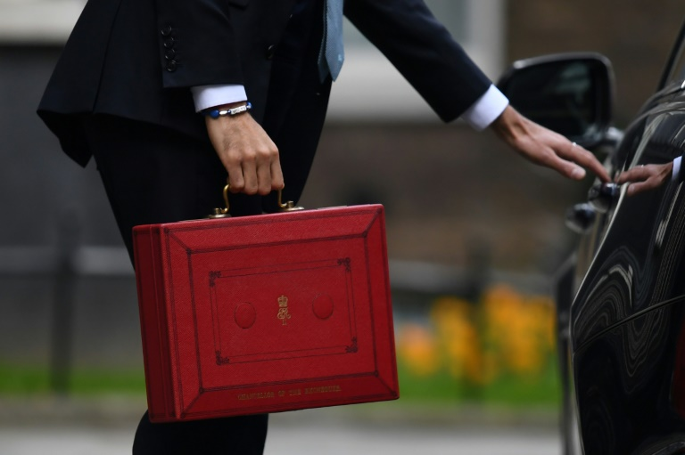 What's in the box for Britons this year? Chancellor of the Exchequer Rishi Sunak is to unveil Britain's annual budget on Wednesday.