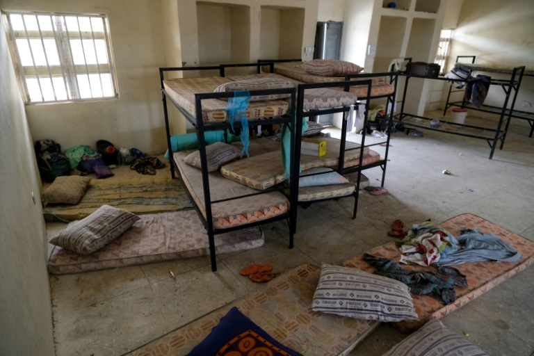 Authorities initially said 317 girls were abducted in the raid by hundreds of gunmen on the Government Girls Secondary School in remote Jangebe village.