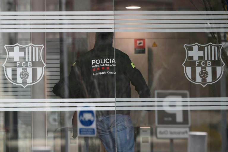 Ex-Barcelona president released from custody after 'Barcagate' arrest