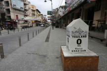 Songkran returns