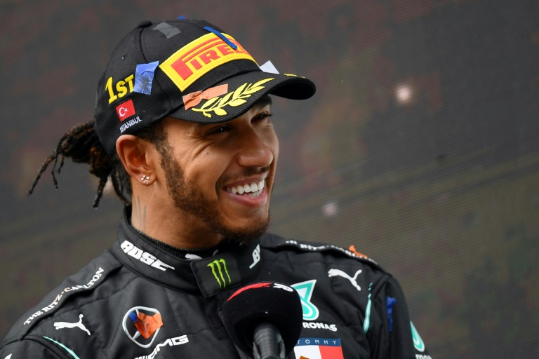 Hamilton says eighth F1 title not sole factor in his future