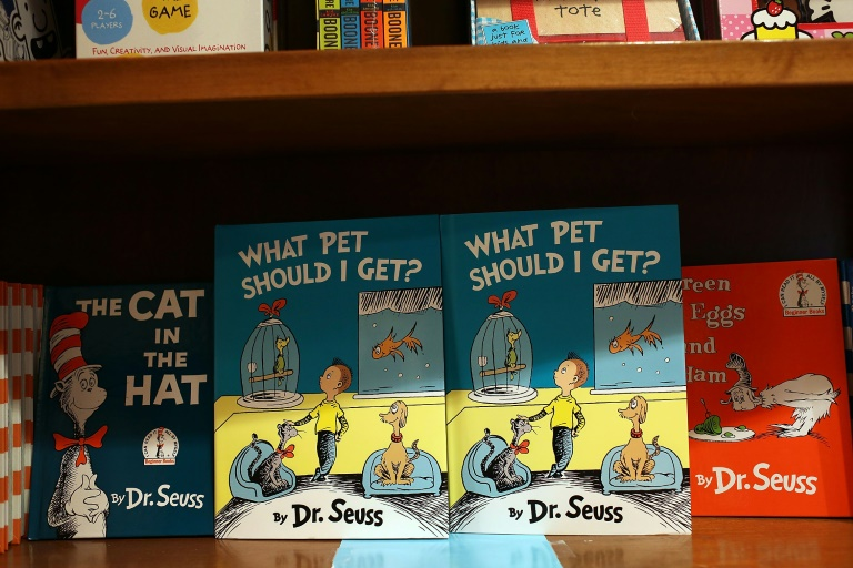 Dr. Seuss pulls six books over racist imagery