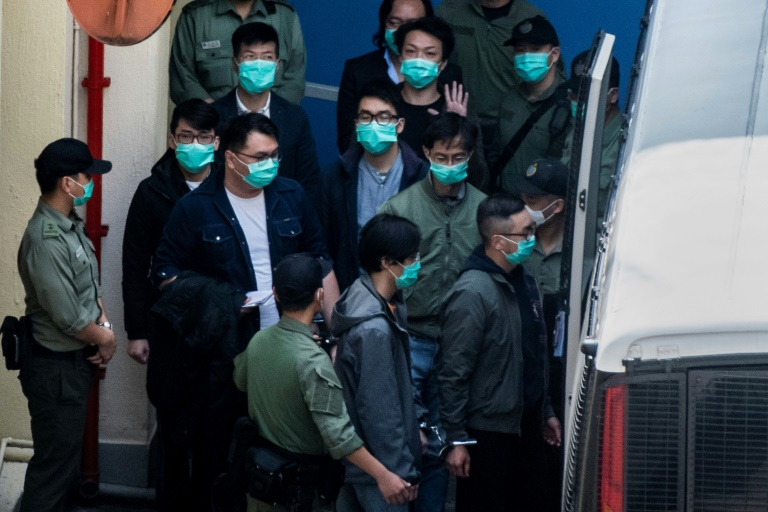 The 47 defendants represent a broad cross-section of Hong Kong's opposition.