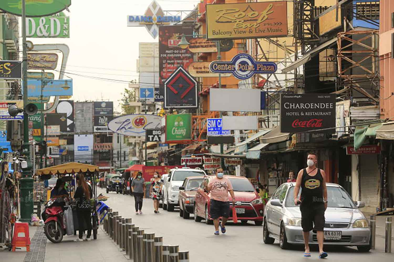 Songkran concerns
