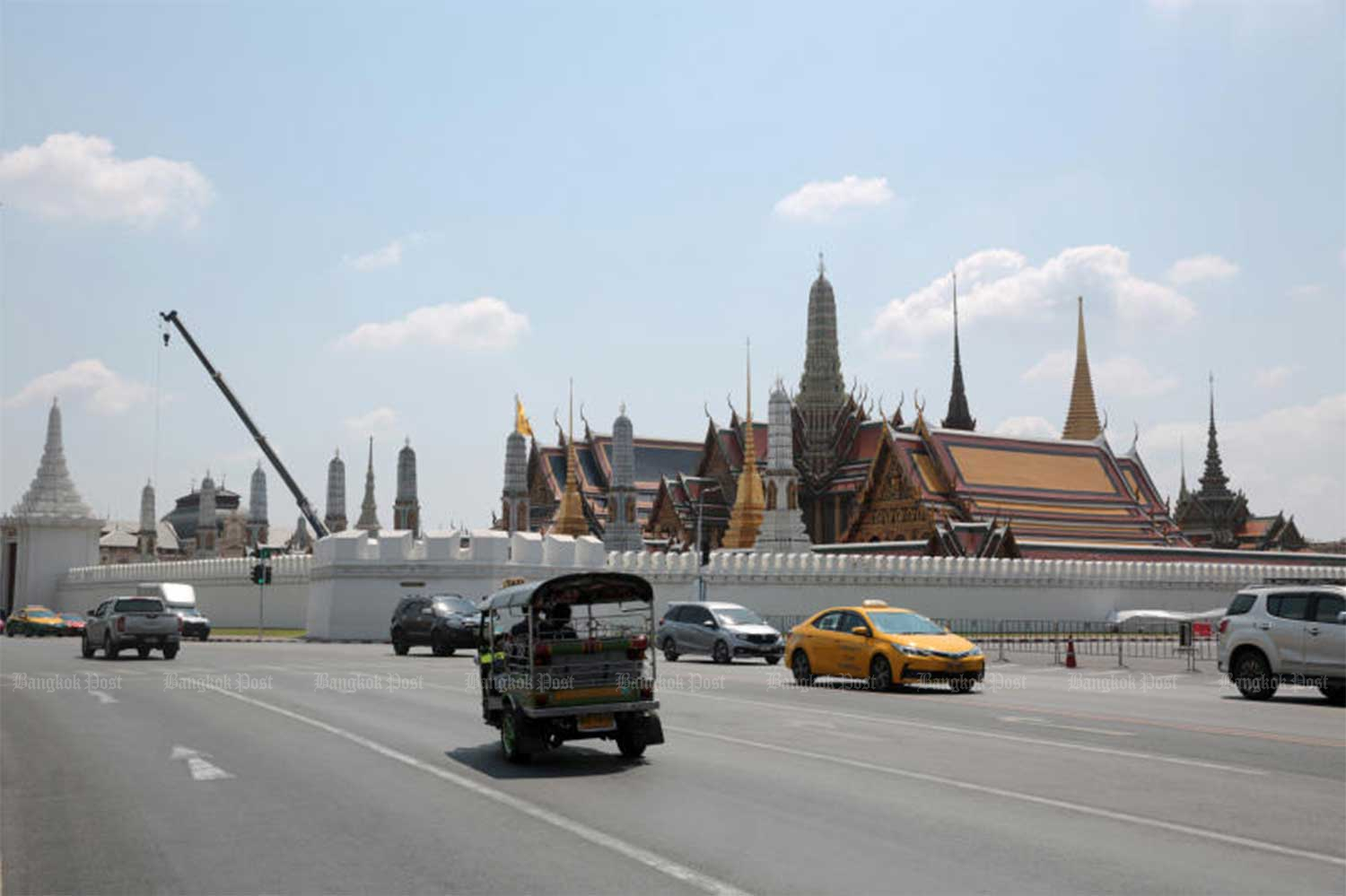 Grand Palace, 5 other locations reopen Thursday