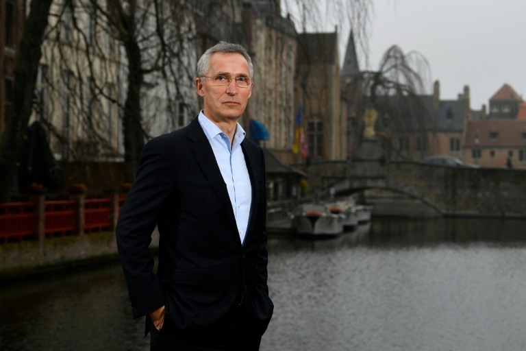 NATO Secretary General Jens Stoltenberg said in an interview with AFP that he welcomes EU efforts to boost its defence industry.