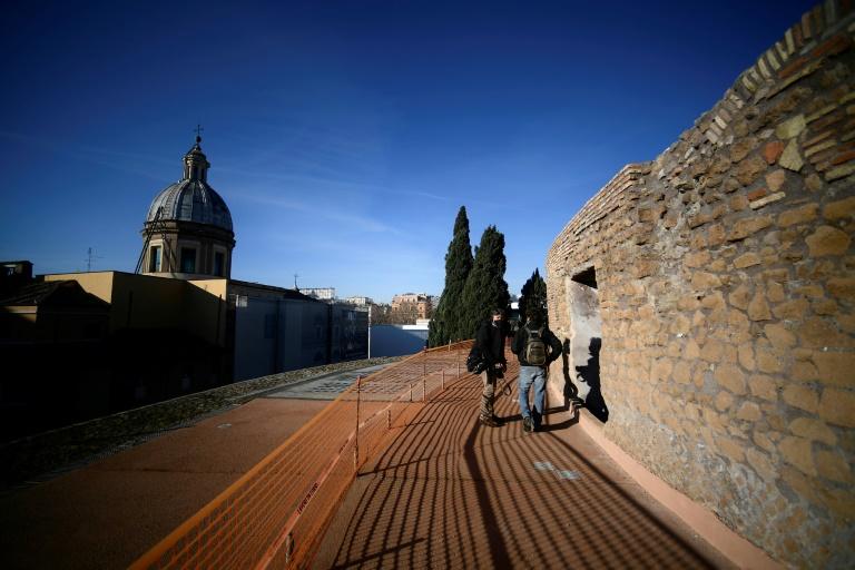Forgotten mausoleum of Roman emperor Augustus reborn