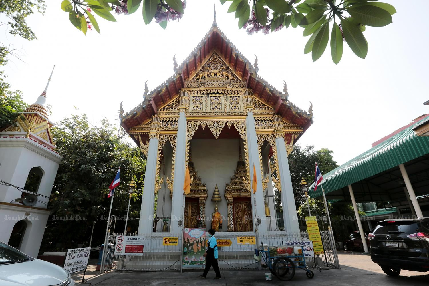 Chapel, pagoda won't be razed for rail line