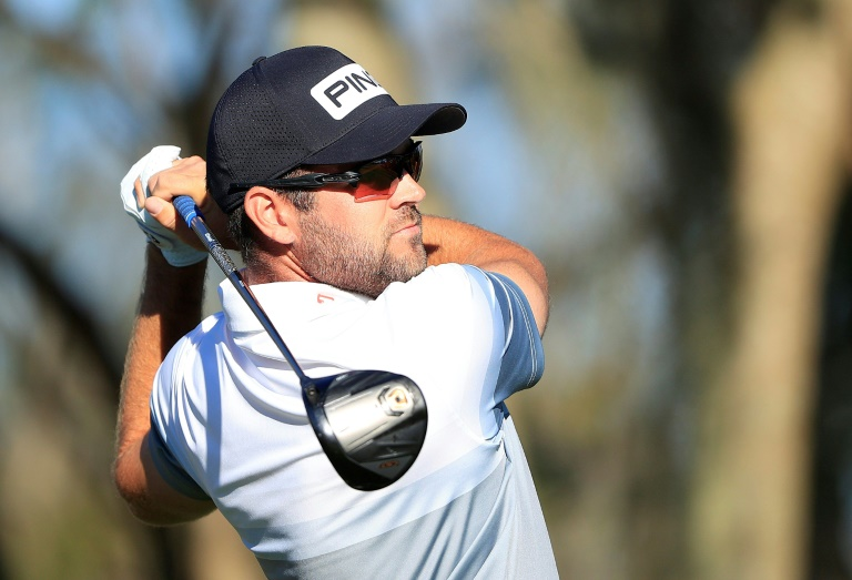 Canada's Conners soars with eagles to lead at Bay Hill