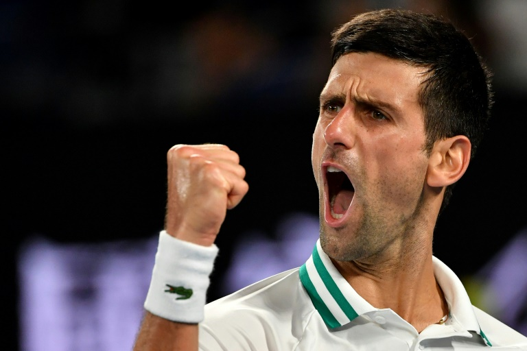 Djokovic takes Federer's world number one record, eyes Grand Slam history