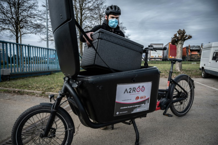 Delivery co-op seeks to serve decent work conditions for riders