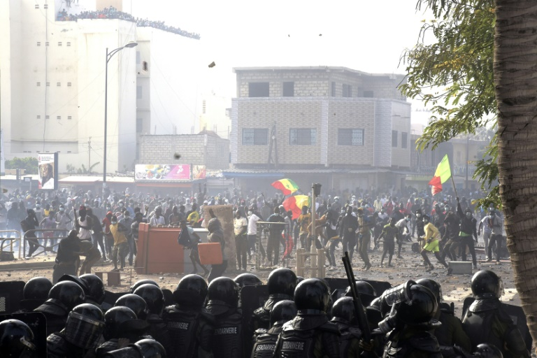 It is the worse unrest Senegal has seen in years