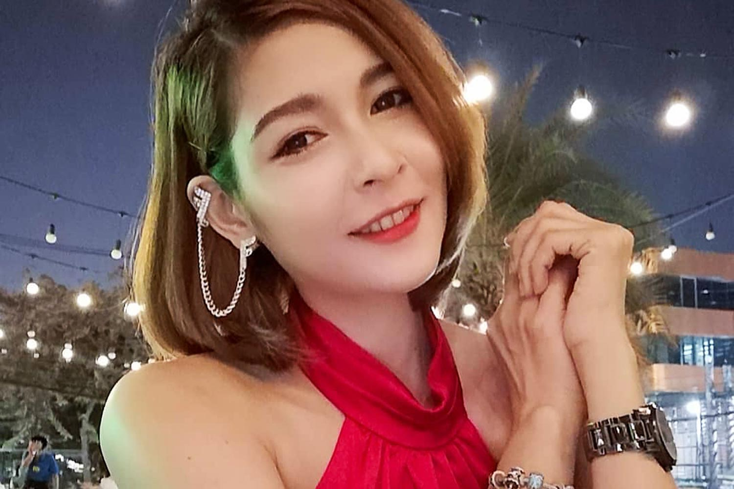 A private hospital will be charged over the death of product presenter Whitchayaporn Visessombut, as police continue to investigate the party where she was working before being brought unconscious to the hospital. (Photo: wawa_manika Instagram)