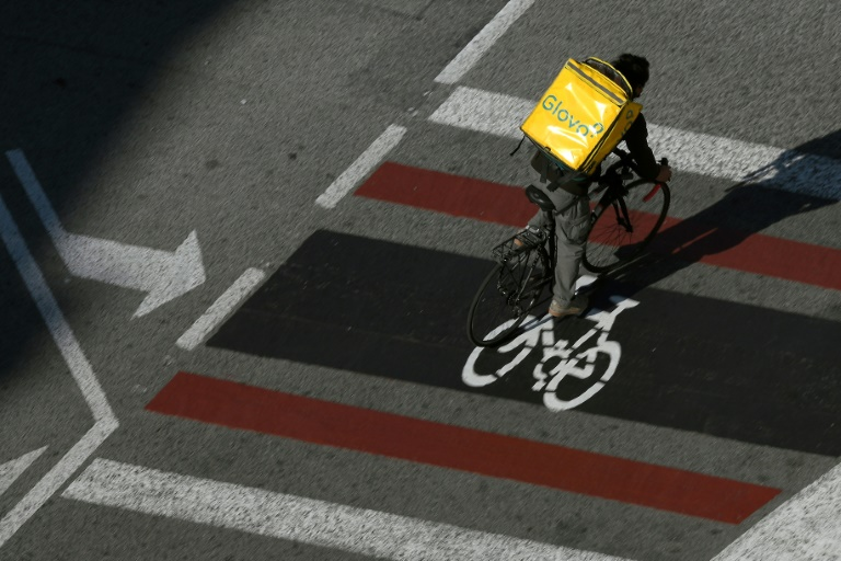 Spain will be the first in Europe with legislation that explicitly regulates the status of delivery workers who get around on bikes and motorcycles and whose numbers have exploded in recent years.