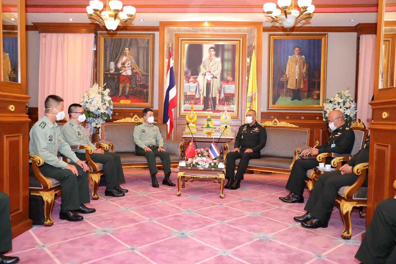 Govt, China envoy discuss arms maintenance depot