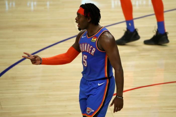 Thunder deal Rockets 20th straight NBA defeat