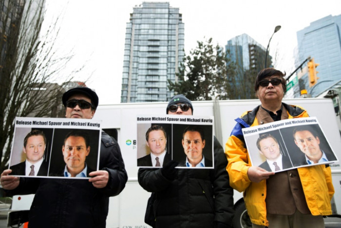 Espionage trial starts for second Canadian detained in China