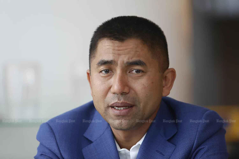 Pol Lt Gen Surachate Hakparn. (File photo)