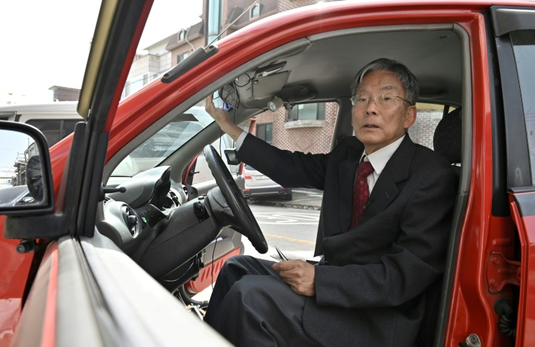 The road not taken: South Korea's self-driving professor