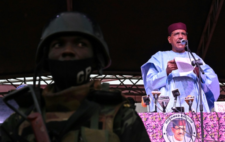 Mohamed Bazoum's inauguration will mark the first-ever transition between elected presidents in Niger's six decades of independence from France