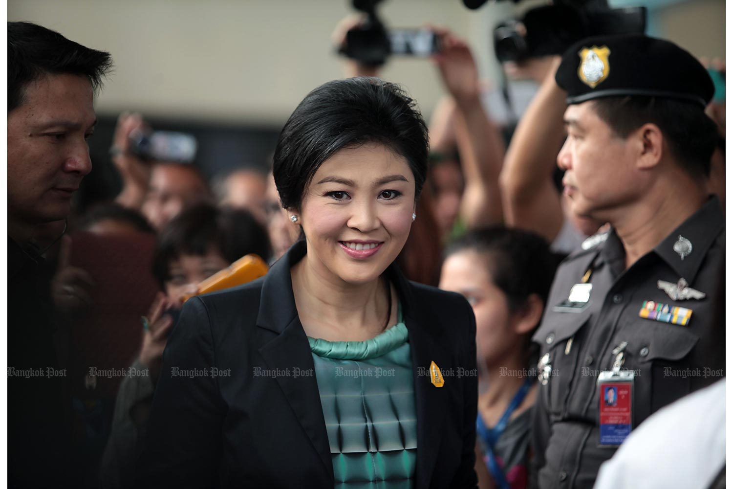 Yingluck: Not a party to graft
