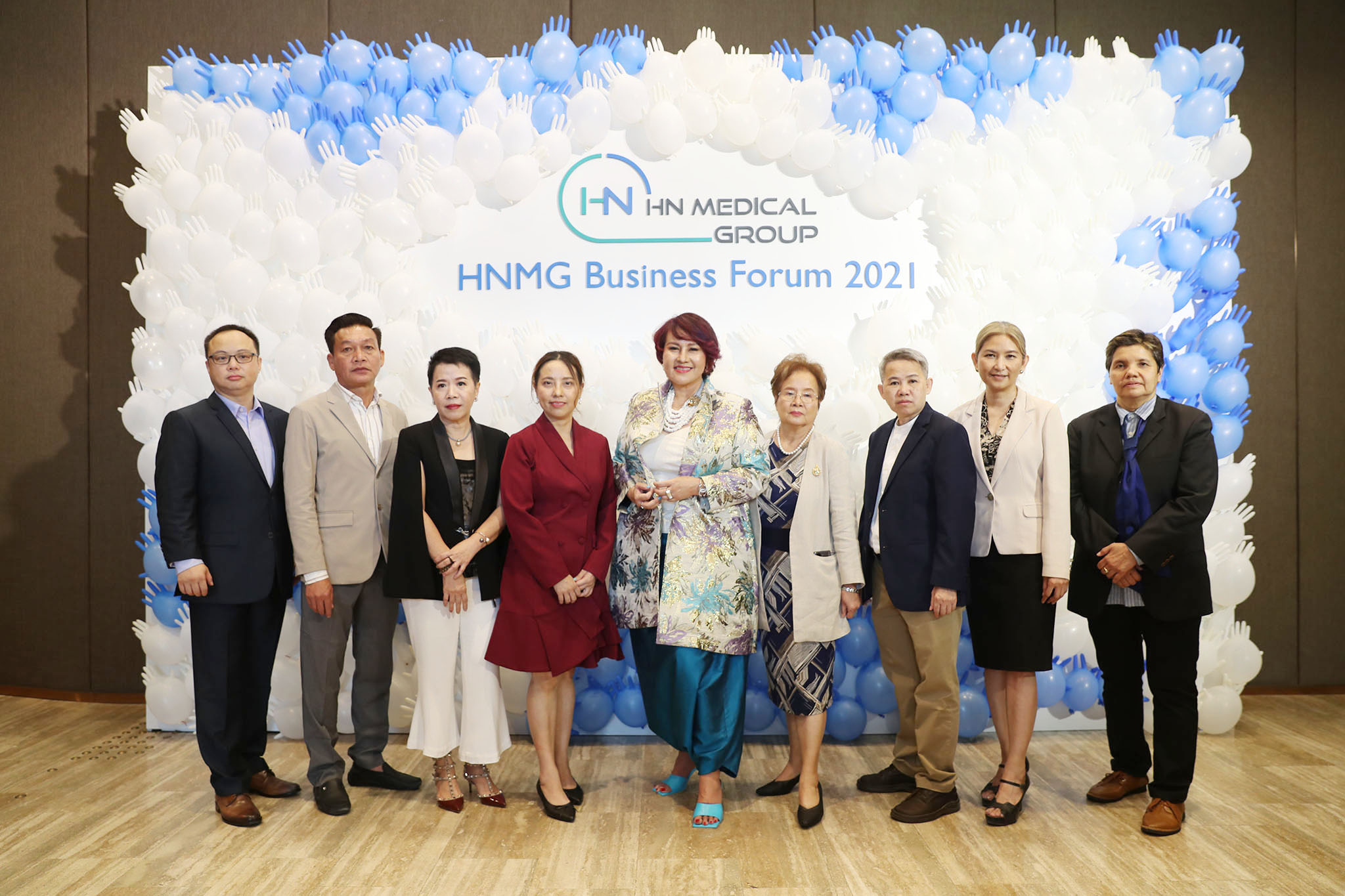 HN Medical Group stages HNMG Business Forum 2021