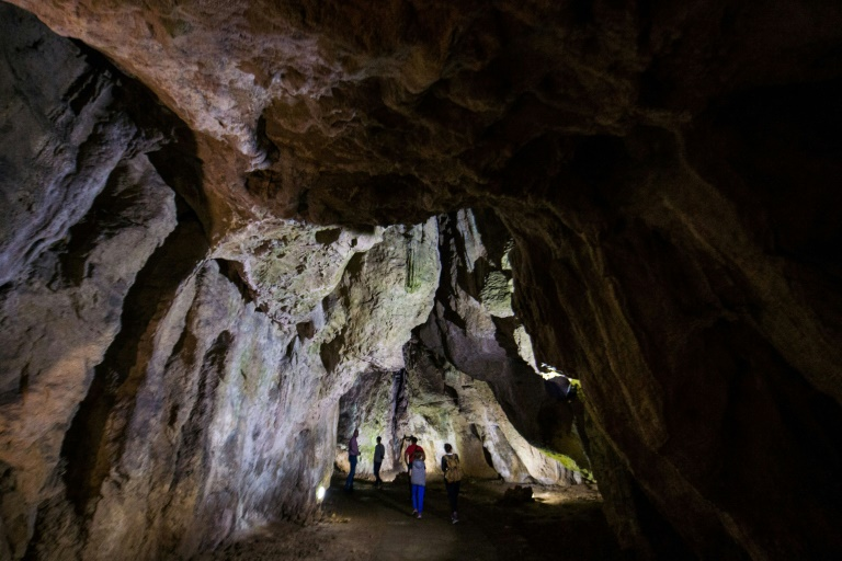 Remains found in the Bacho Kiro cave in Bulgaria date back 45,000 years in some cases.