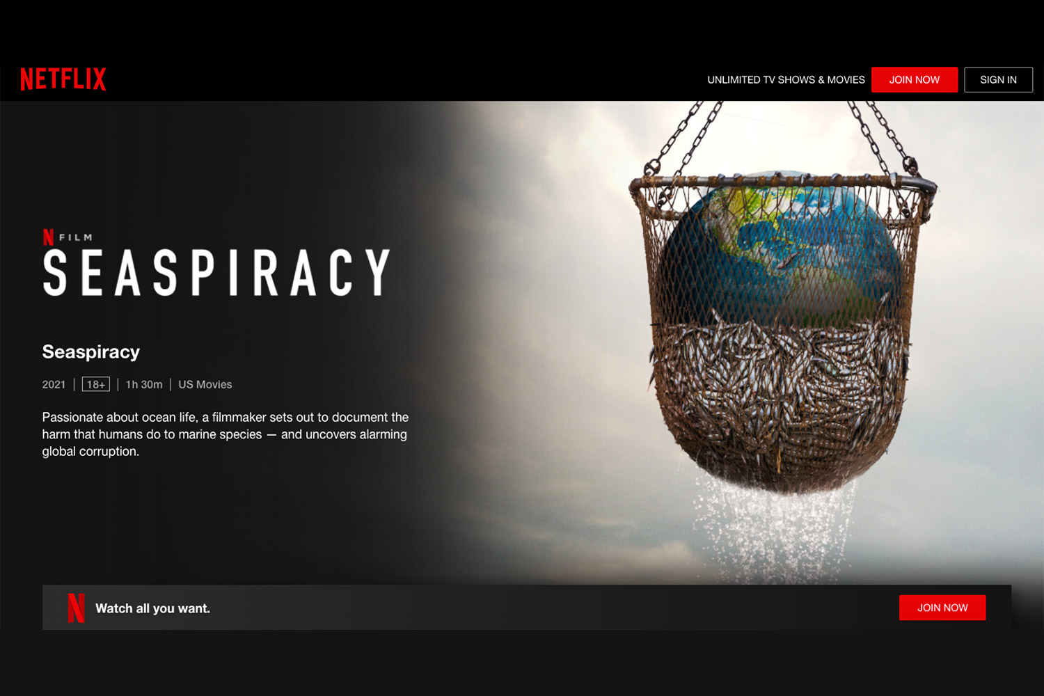 The Netflix documentary 'Seaspiracy' is upsetting Thai authorities with its take on Thailand's fishing industry.