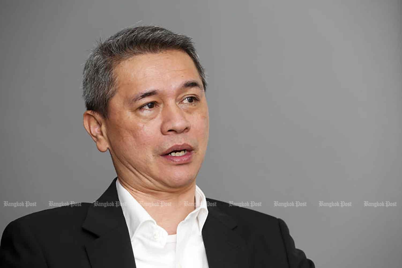 Tassapon Bijleveld, executive chairman of Asia Aviation, the largest shareholder of Thai AirAsia (TAA).