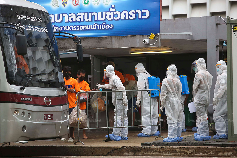 63 cops infected, associates quarantined