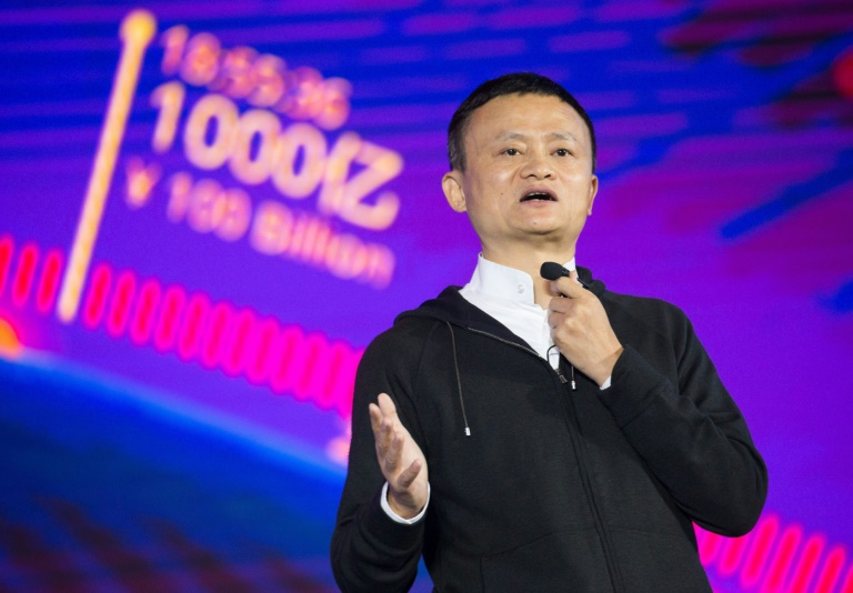 China hits Alibaba with record $2.78bn fine