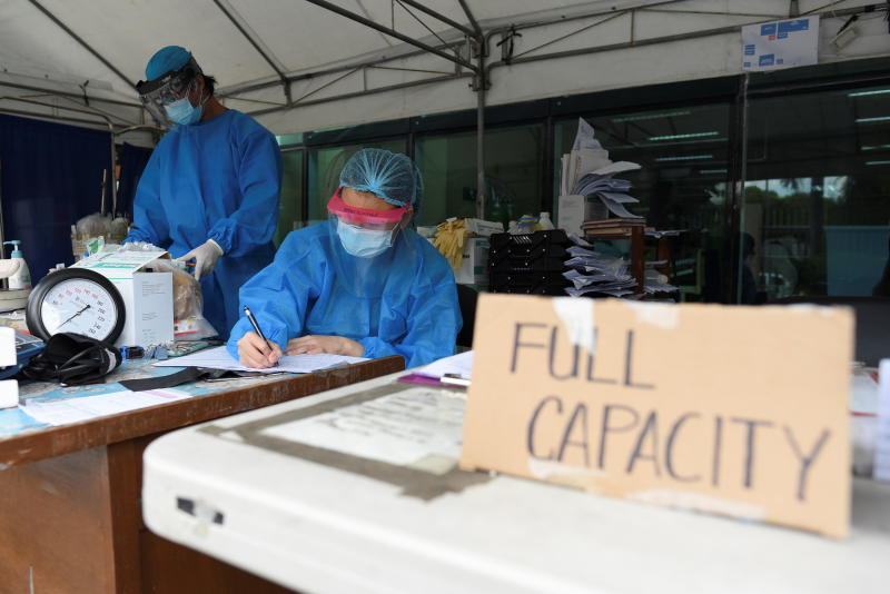 Manila to loosen quarantine curbs from Monday