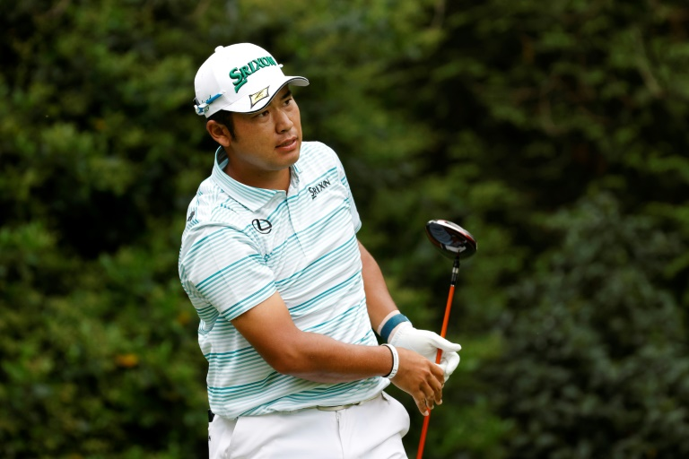 Matsuyama seizes Masters lead with stunning bogey-free 65