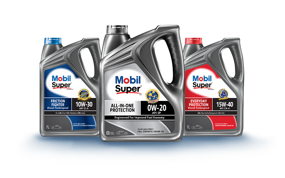 Get More for Less! Esso launches upgraded Mobil SuperTM range that provides better engine wear protection up to 65%