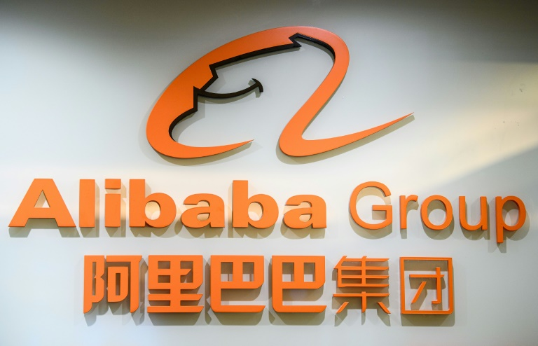 Alibaba shares soar as it plays down hit from record $2.78bn fine