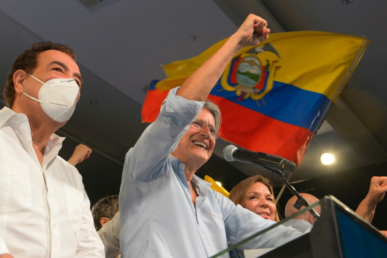 President-elect Lasso vows to change Ecuador's 'destiny'