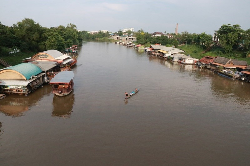 Man found dead in Nan river
