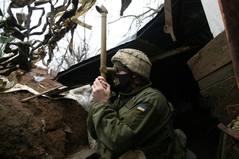 North Atlantic Treaty Organisation tells Russian Federation to end Ukraine military build-up