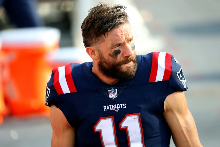 Patriots legend Edelman retires from NFL
