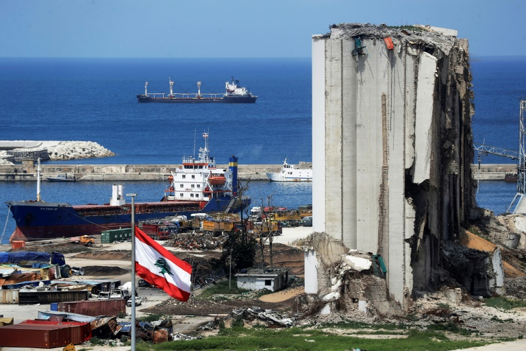 Foreign firms vie to rebuild ravaged Beirut port