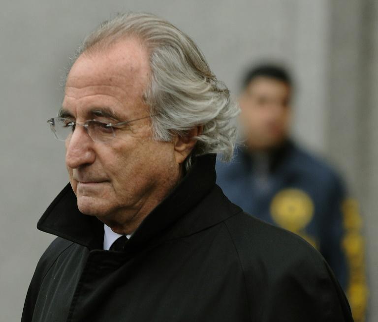 Ponzi schemer Bernie Madoff dead in prison