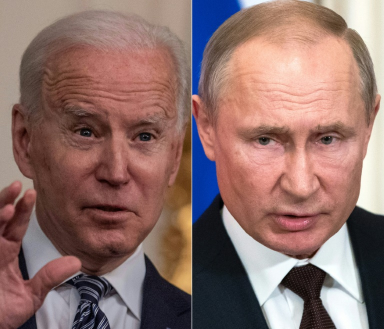New US sanctions won't 'help' Putin-Biden summit plans: Kremlin