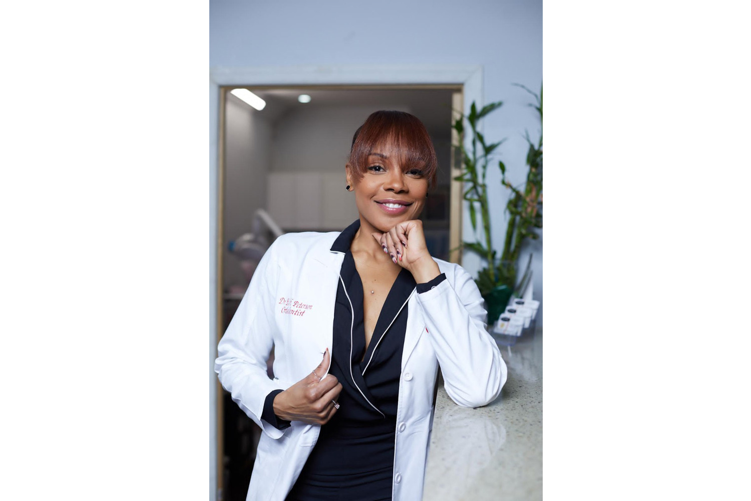 Dr. Bobbi: Making a Difference in People's Oral Health With The World's First Black Electric Toothbrush